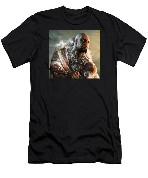 Duels Of The Planeswalkers 2014 Persona Four Men's T-Shirt (Athletic Fit)