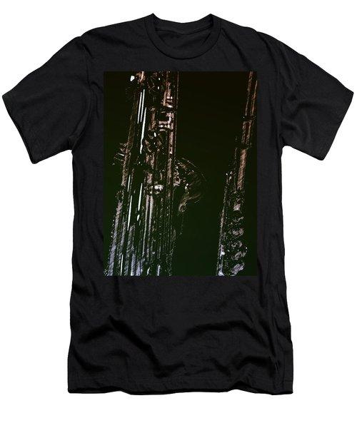 Duet Men's T-Shirt (Slim Fit) by Photographic Arts And Design Studio