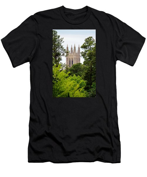Duke Chapel Men's T-Shirt (Athletic Fit)