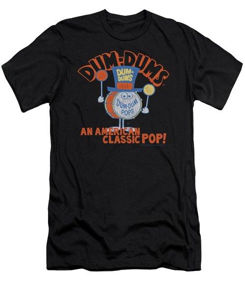 Dum Dums - Classic Pop Men's T-Shirt (Athletic Fit)