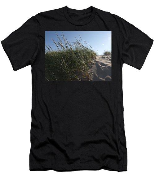 Dune Grass Men's T-Shirt (Athletic Fit)