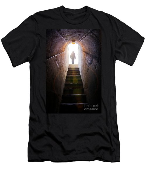 Dungeon Exit Men's T-Shirt (Athletic Fit)