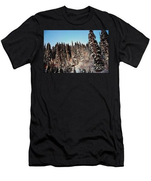 Dusting Men's T-Shirt (Athletic Fit)