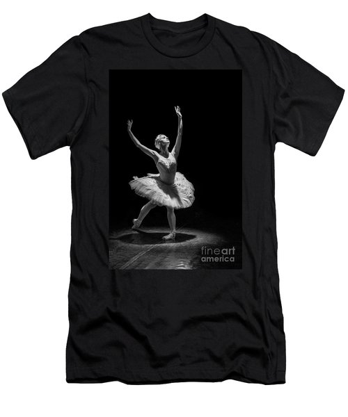 Dying Swan 6. Men's T-Shirt (Athletic Fit)