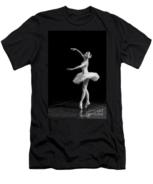 Dying Swan 8. Men's T-Shirt (Athletic Fit)