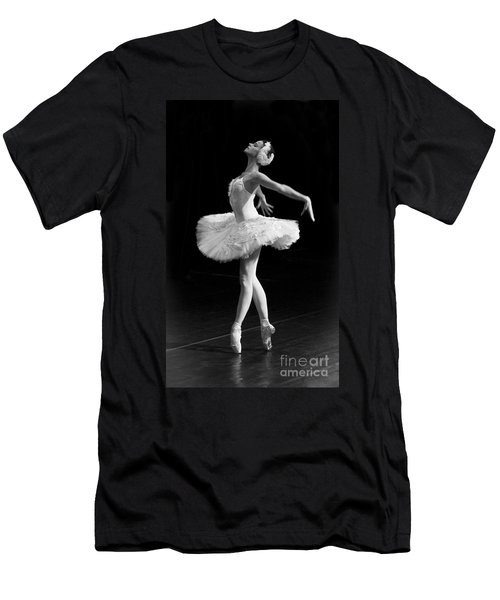 Dying Swan I. Men's T-Shirt (Athletic Fit)