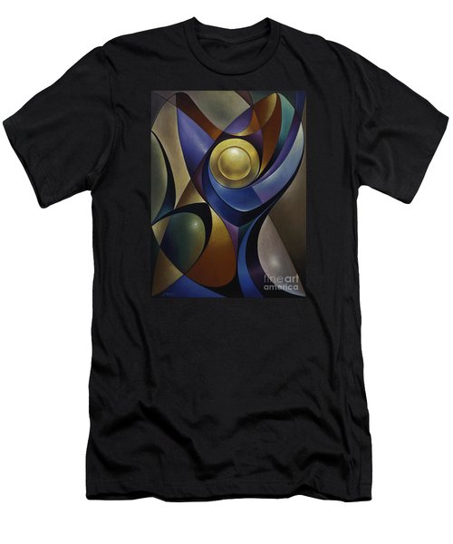 Dynamic Chalice Men's T-Shirt (Athletic Fit)
