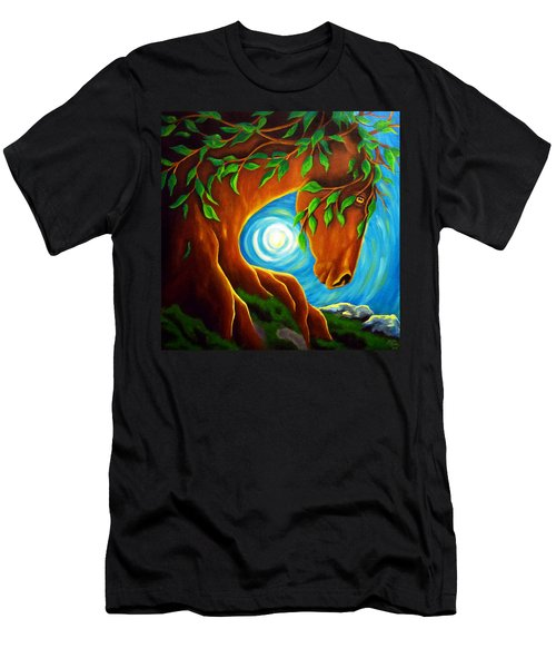 Earth Elder Men's T-Shirt (Athletic Fit)