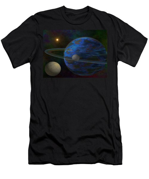 Earth-like Men's T-Shirt (Athletic Fit)