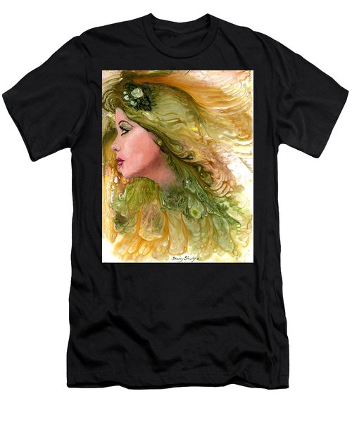 Earth Maiden Men's T-Shirt (Athletic Fit)