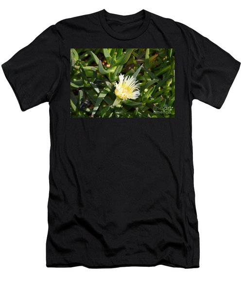 Men's T-Shirt (Athletic Fit) featuring the photograph Earth Music by Laurie Lundquist
