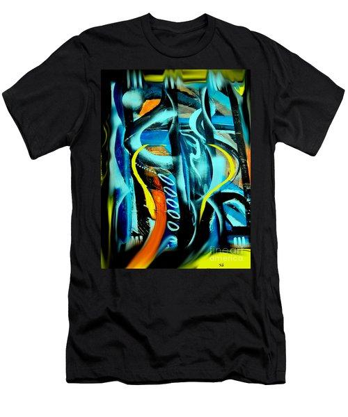 Imagination -  Men's T-Shirt (Slim Fit) by Yul Olaivar