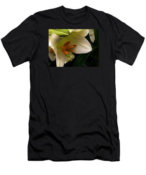Easter 2014-4 Men's T-Shirt (Slim Fit) by Jeff Iverson