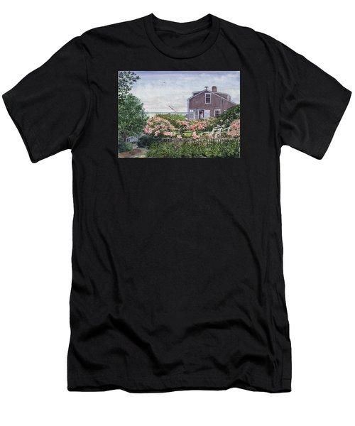 Eastward Look Men's T-Shirt (Athletic Fit)
