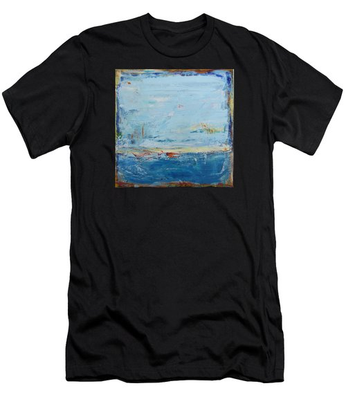 Easy Peaceful Feeling Men's T-Shirt (Athletic Fit)
