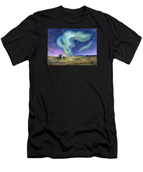 Echoes In The Sky Men's T-Shirt (Athletic Fit)