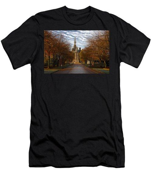 Edinburgh's Fettes College Men's T-Shirt (Athletic Fit)