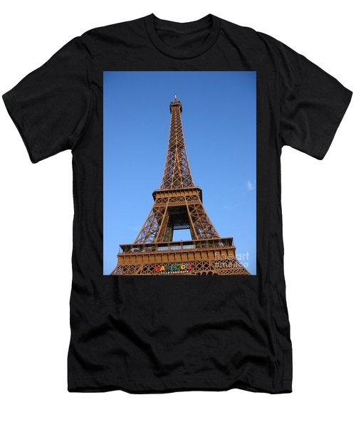 Eiffel Tower 2005 Ville Candidate Men's T-Shirt (Athletic Fit)