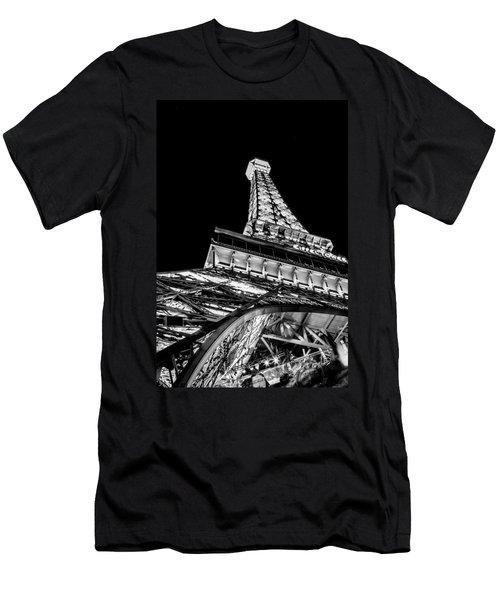 Industrial Romance Men's T-Shirt (Slim Fit) by Az Jackson