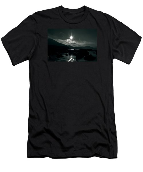 Eight Pointed Star  Men's T-Shirt (Slim Fit) by Aidan Moran