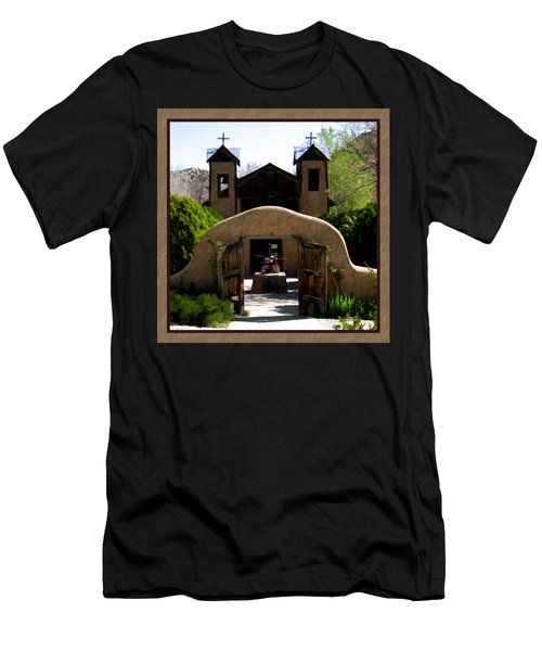 El Santuario De Chimayo Men's T-Shirt (Athletic Fit)