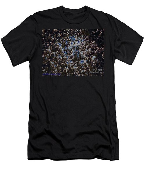 Electrified  Reality  Men's T-Shirt (Athletic Fit)