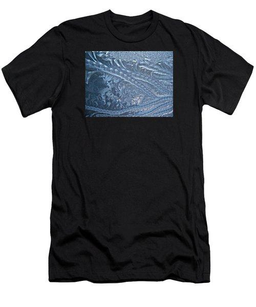 Elegant Blues Men's T-Shirt (Athletic Fit)