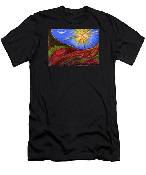 Elements Of Earth Men's T-Shirt (Athletic Fit)