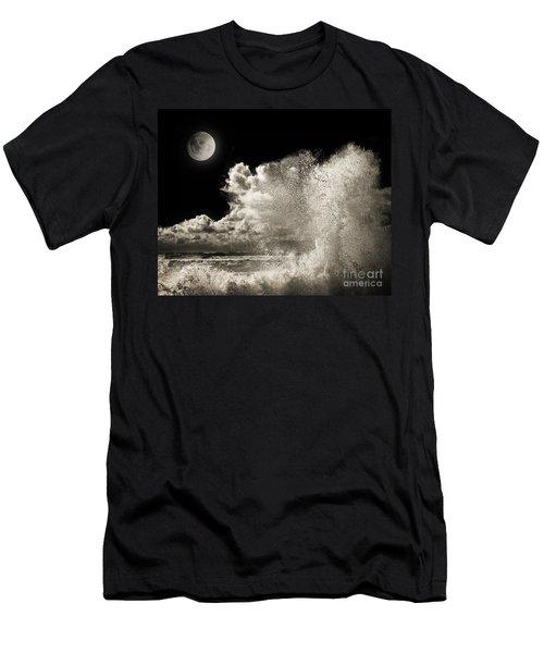Elements Of Power Men's T-Shirt (Athletic Fit)