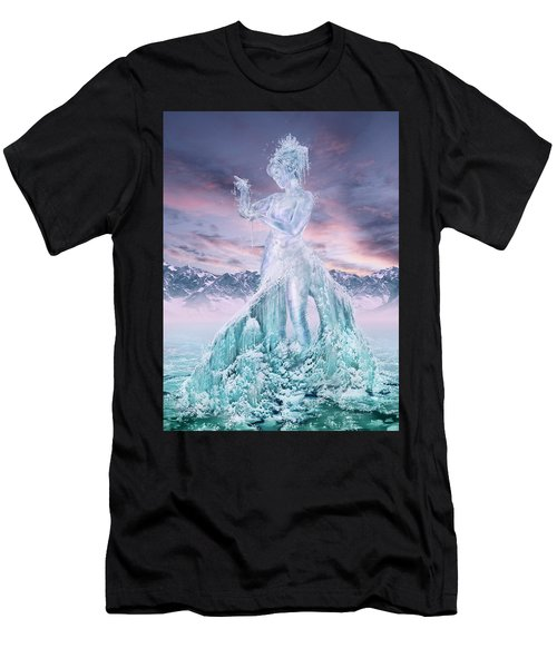 Elements - Water Men's T-Shirt (Athletic Fit)