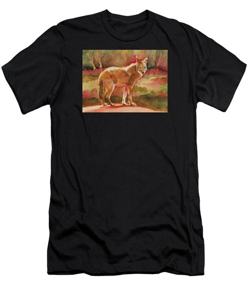 Elusive Visitor Men's T-Shirt (Athletic Fit)
