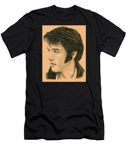 Elvis Las Vegas 69 Men's T-Shirt (Athletic Fit)