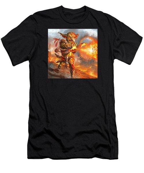 Embermage Goblin Men's T-Shirt (Athletic Fit)