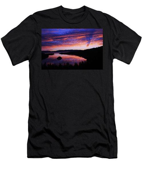 Emerald Bay Awakens Men's T-Shirt (Athletic Fit)