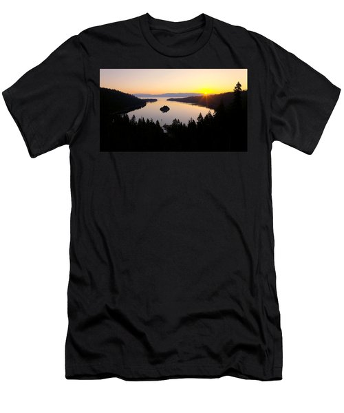 Emerald Dawn Men's T-Shirt (Athletic Fit)