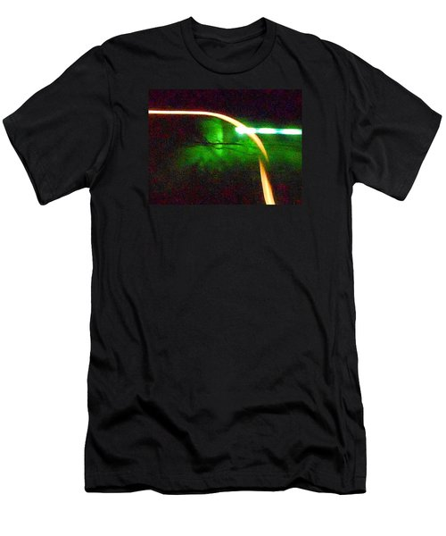 Emerald Fusion Men's T-Shirt (Athletic Fit)