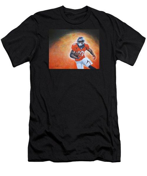 Emmanuel Sanders Men's T-Shirt (Athletic Fit)