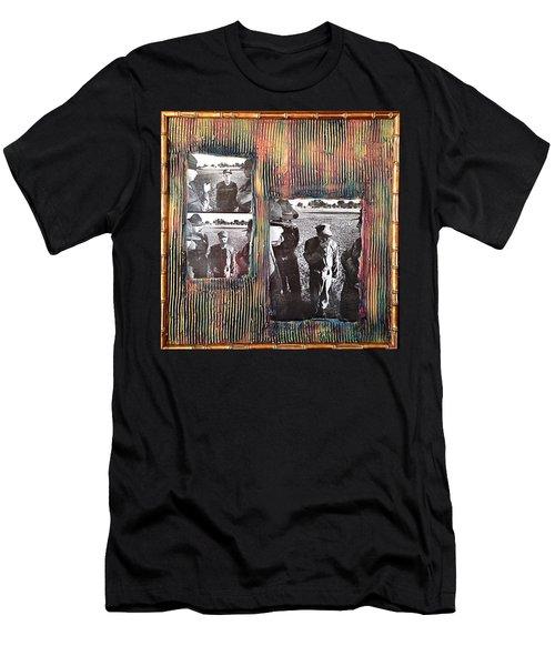 Emotional Breakdown By Alfredo Garcia Men's T-Shirt (Athletic Fit)