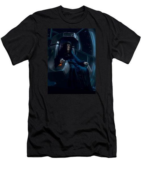 Emperor Palpatine Men's T-Shirt (Athletic Fit)