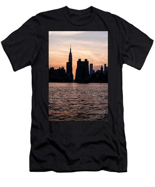 Empire On 5th Avenue Men's T-Shirt (Athletic Fit)