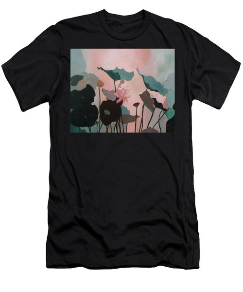Enchanted Garden Men's T-Shirt (Athletic Fit)