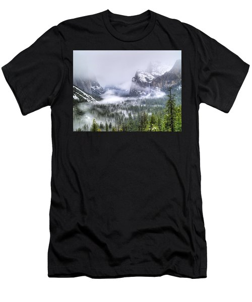 Enchanted Valley Men's T-Shirt (Athletic Fit)