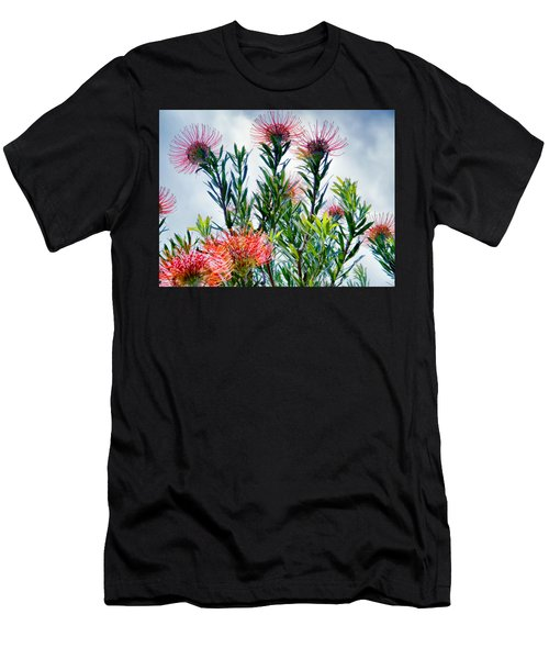 Enchanting Gardens 42 Men's T-Shirt (Athletic Fit)