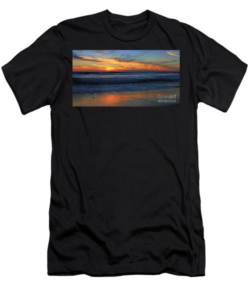 Swamis Window Men's T-Shirt (Athletic Fit)