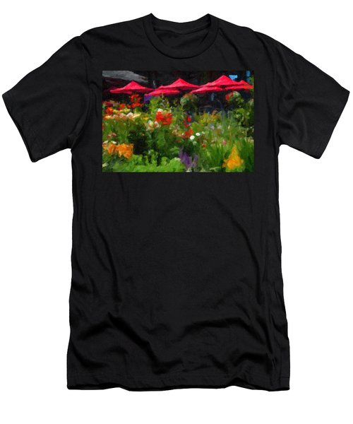 English Country Garden Men's T-Shirt (Athletic Fit)