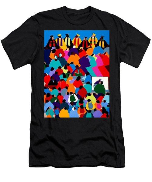 Enlightenment Asu Men's T-Shirt (Athletic Fit)