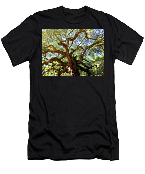 Entangled Beauty Men's T-Shirt (Athletic Fit)