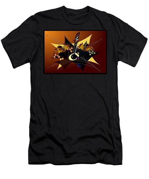 Tensions Men's T-Shirt (Athletic Fit)