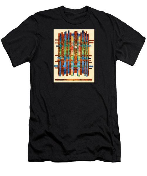 Entering The Temple Men's T-Shirt (Athletic Fit)