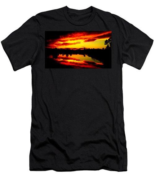 Epic Reflection Men's T-Shirt (Athletic Fit)